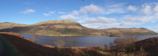 A view of Loch Katrine